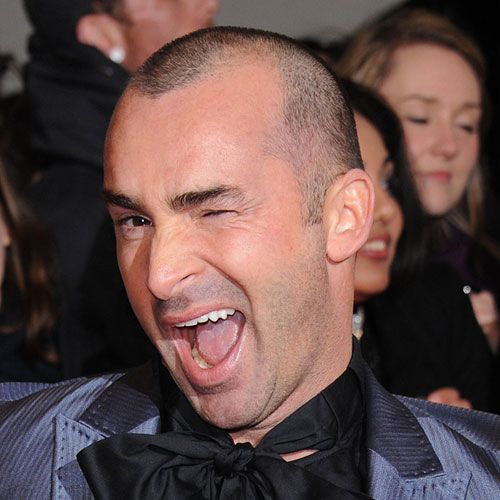 Reality TV Stars answer: LOUIE SPENCE