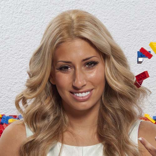 Reality TV Stars answer: STACEY SOLOMON