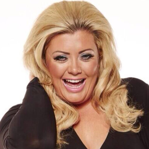 Reality TV Stars answer: GEMMA COLLINS