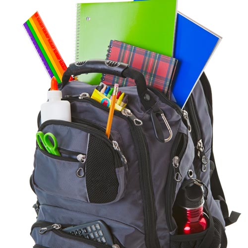 School answer: BACKPACK