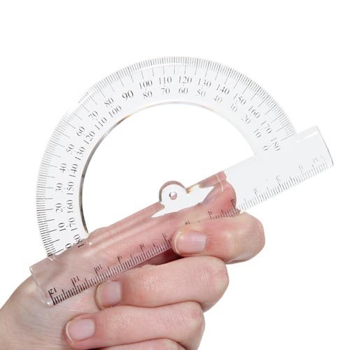School answer: PROTRACTOR