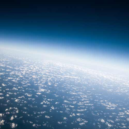 Science answer: ATMOSPHERE