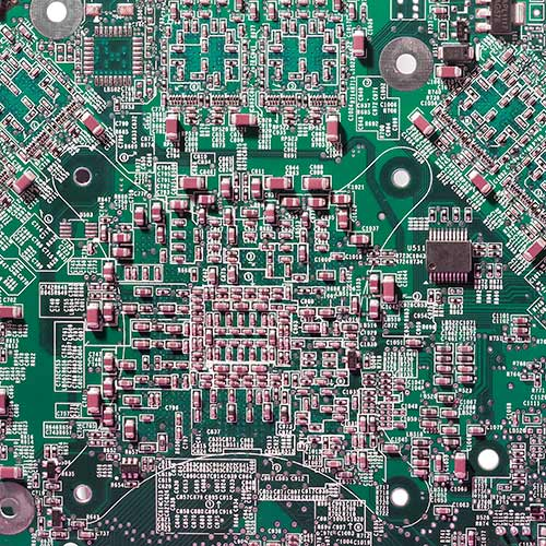 Science answer: CIRCUIT BOARD