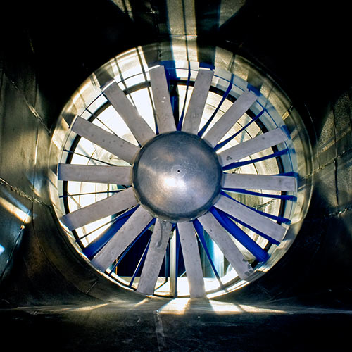 Science answer: WINDTUNNEL