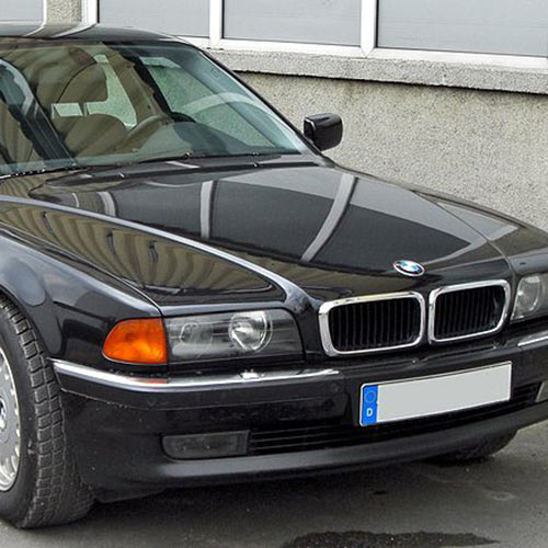 Secret Agent answer: BMW