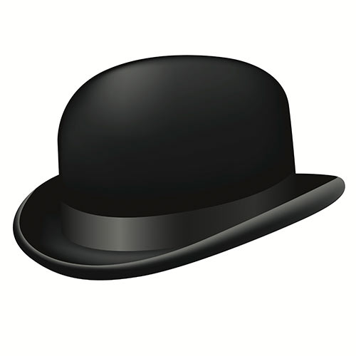 Secret Agent answer: BOWLER HAT