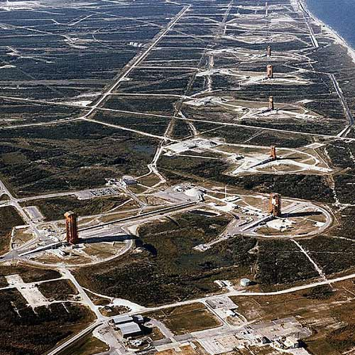 Secret Agent answer: CAPE CANAVERAL