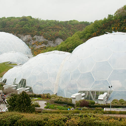 Secret Agent answer: EDEN PROJECT