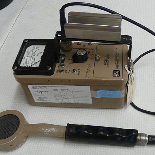 Secret Agent answer: GEIGER COUNTER