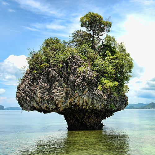 Secret Agent answer: PHANG NGA BAY