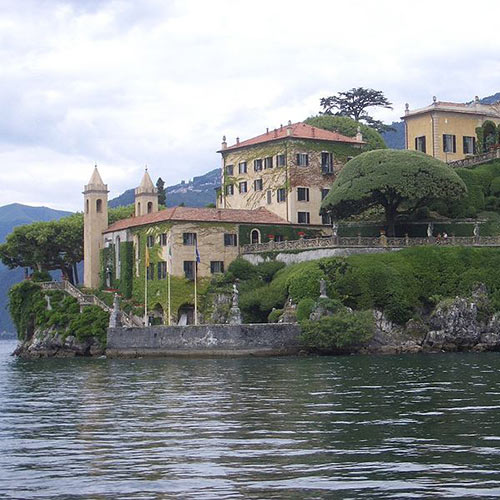 Secret Agent answer: LAKE COMO