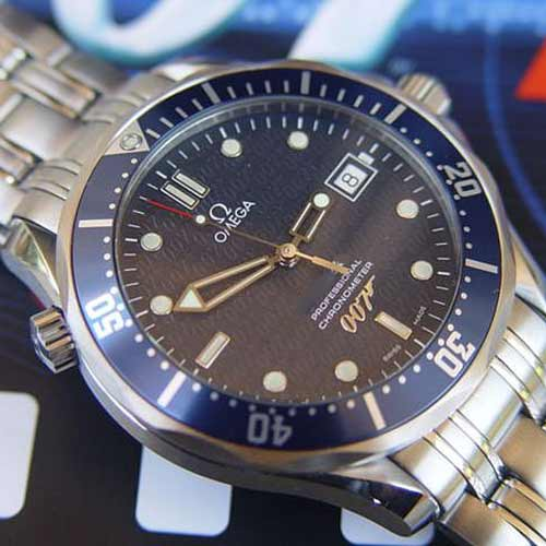 Secret Agent answer: SEAMASTER
