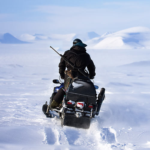 Secret Agent answer: SNOWMOBILE