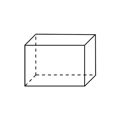 Shapes answer: CUBOID