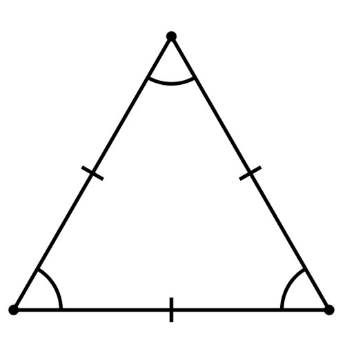 Shapes answer: EQUILATERAL