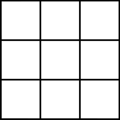 Shapes answer: GRID