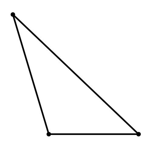 Shapes answer: OBTUSE TRIANGLE