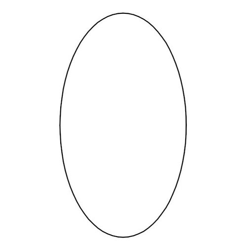 Shapes answer: OVAL
