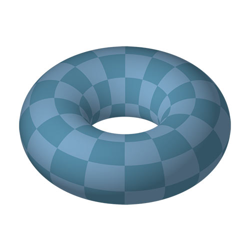 Shapes answer: TORUS