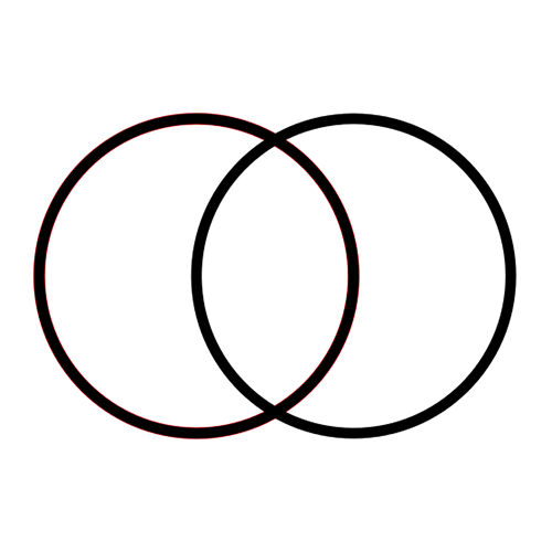 Shapes answer: VESICA PISCIS