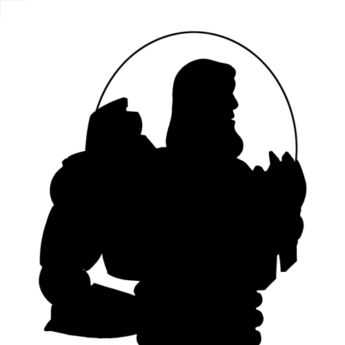 Silhouettes answer: BUZZ LIGHTYEAR