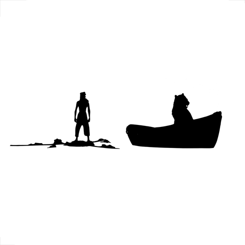 Silhouettes answer: LIFE OF PI
