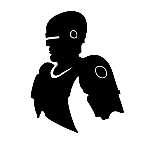 Silhouettes answer: ROBOCOP