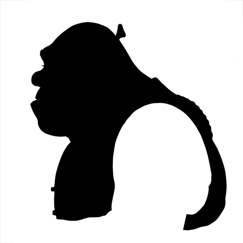 Leatherface Silhouette