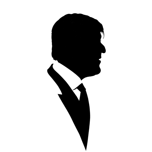Silhouettes answer: STEPHEN FRY