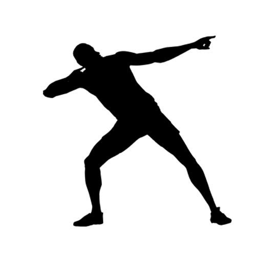 Silhouettes answer: USAIN BOLT