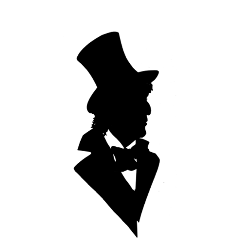 Silhouettes answer: WILLY WONKA