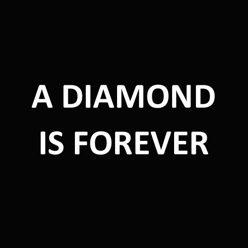 Slogans answer: DE BEERS