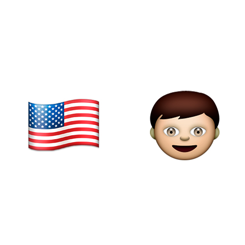 Song Puzzles answer: AMERICAN BOY