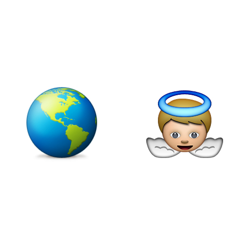 Song Puzzles answer: EARTH ANGEL