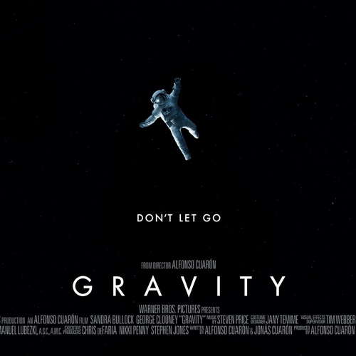 Space answer: GRAVITY