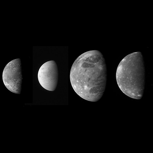Space answer: FOUR MOONS