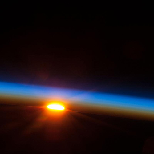 Space answer: SUNRISE