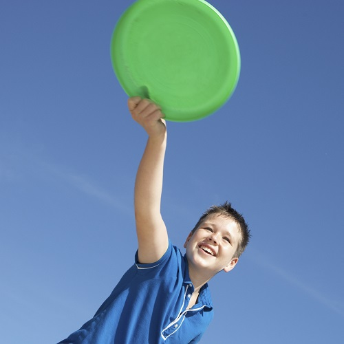 Sports answer: FRISBEE