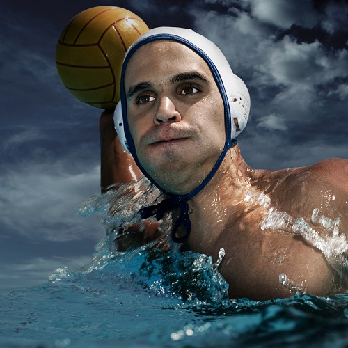Sports answer: WATER POLO