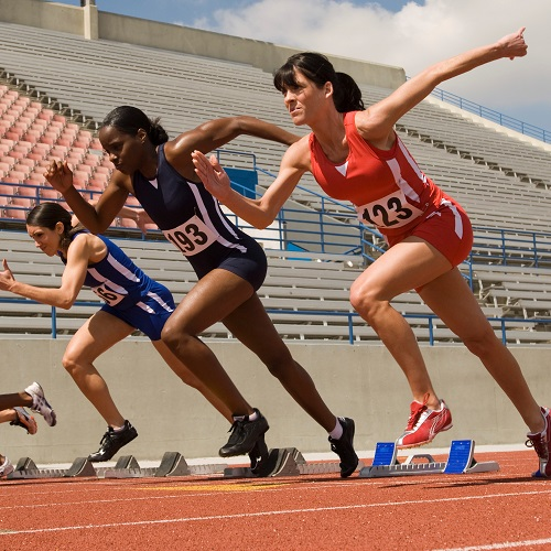 Sports answer: SPRINTING