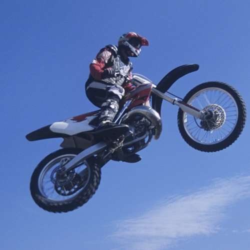 Sports answer: MOTOCROSS