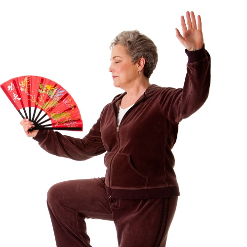 Sports answer: TAI CHI