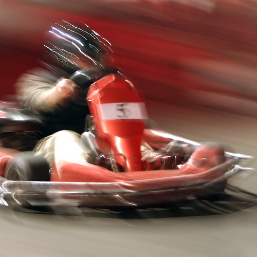 Sports answer: KARTING