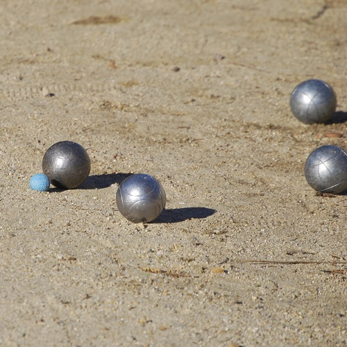 Sports answer: BOULES
