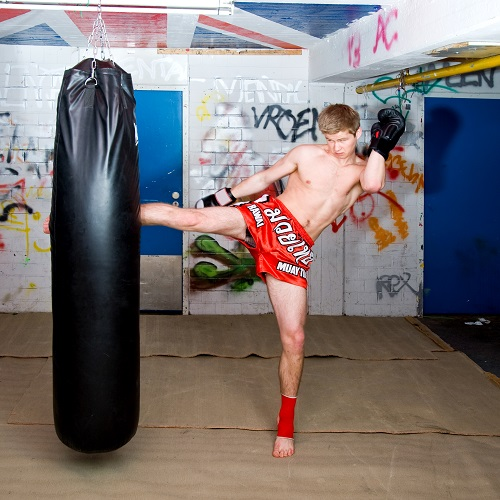 Sports answer: MUAY THAI