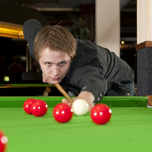 Sports answer: SNOOKER