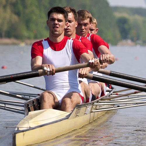 Sports answer: ROWING