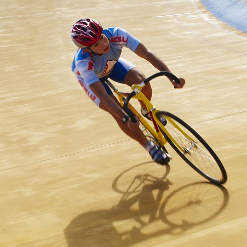 Sports answer: CYCLING