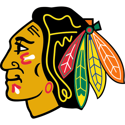 Sports Logos answer: BLACKHAWKS