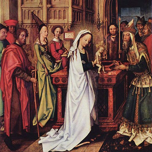 Spring answer: CANDLEMAS